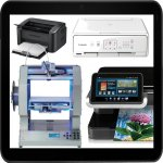 Drucker/Scanner/Fax