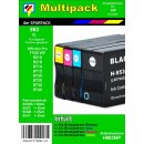 HP953XL - Multipack BCMY - 4 TiDis Recyclingpatronen -...
